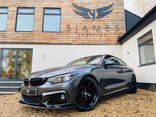 2018 18 BMW 4 SERIES 3.0 435D XDRIVE M SPORT 2d AUTO 309 BHP