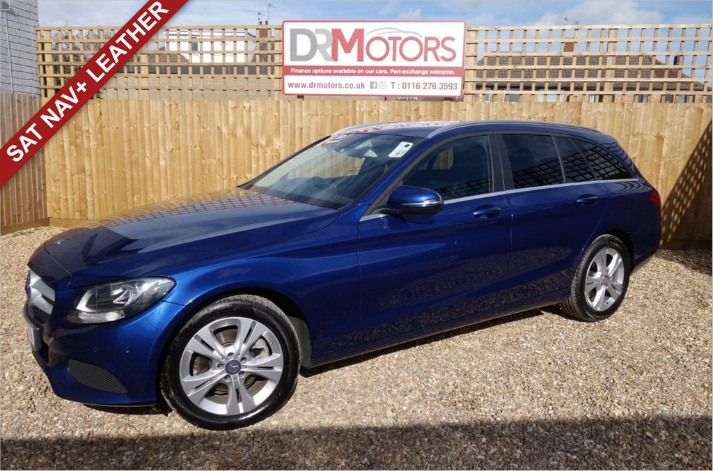 USED 2017 17 MERCEDES-BENZ C-CLASS 2.1 C 220 D SE EXECUTIVE EDITION 5d 170 BHP *** 6 MONTHS NATIONWIDE GOLD WARRANTY ***