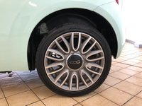 USED 2017 67 FIAT 500 1.2 LOUNGE 3d 4 Seat Petrol Hatchback Stunning & Rare Mint Green Colour Very Low Mileage Excellent Condition Low Tax Low Insurance Recent Service plus MOT now Ready to Finance and Drive Away 1 Former Keeper