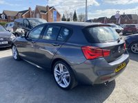 USED 2016 66 BMW 1 SERIES 1.5 118I M SPORT 5d 5 Seat Petrol Family Hatchback with Sat Nav DAB Digital Radio Bluetooth Handsfree. Recent Service & MOT now Ready to Finance & Drive Away Today. 1 Former Keeper