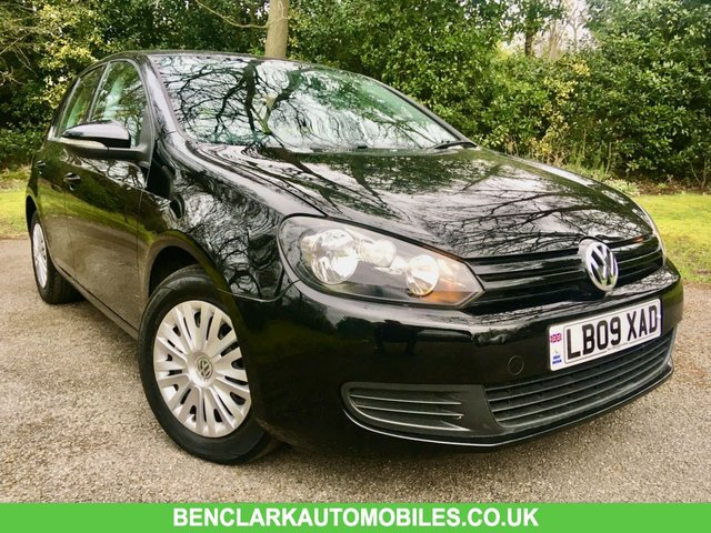 2009 09 VOLKSWAGEN GOLF 1.4 S 5d 79 BHP 1 PRIVATE OWNER/ /11 AIRBAGS/REMOTE CENTRAL LOCKING
