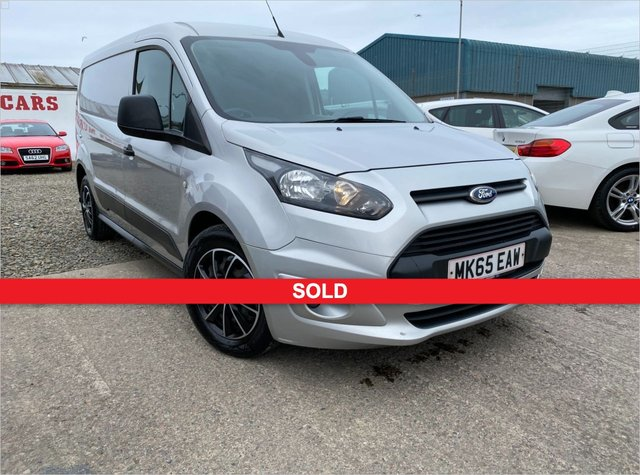 2015 65 FORD TRANSIT CONNECT 1.6 240 TREND P/V 94 BHP