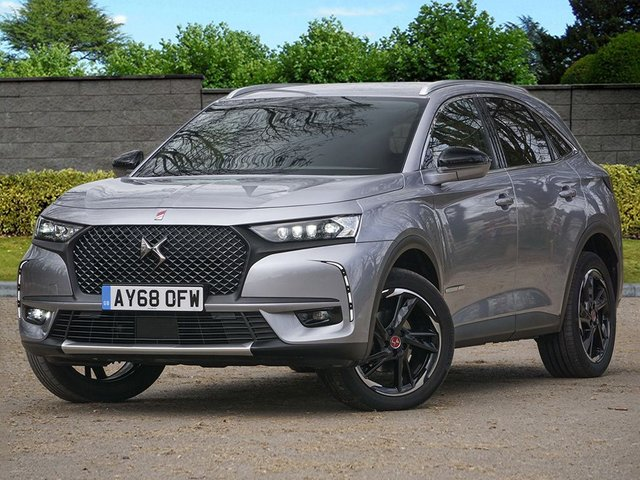 DS DS 7 CROSSBACK at Tim Hayward Car Sales