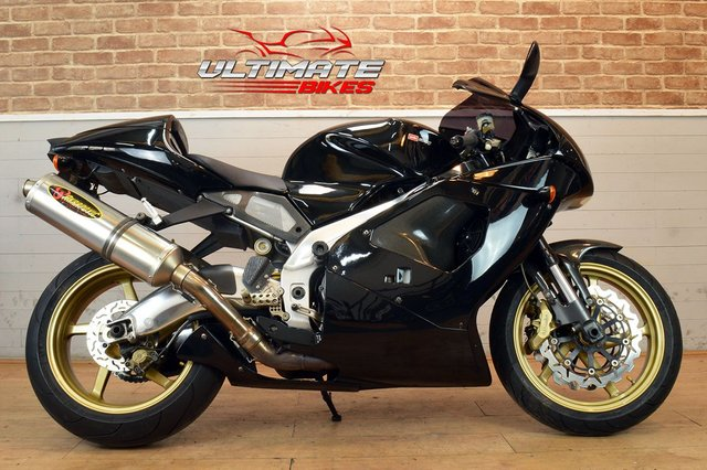 USED 2002 52 APRILIA RSV MILLE  - FREE DELIVERY AVAILABLE