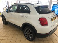 USED 2016 65 FIAT 500X 1.6 MULTIJET CROSS PLUS 5d 5 Seat Family SUV Stunning in White with Massive High Spec now Ready to Finance and Drive Away Today 2 Former Keepers