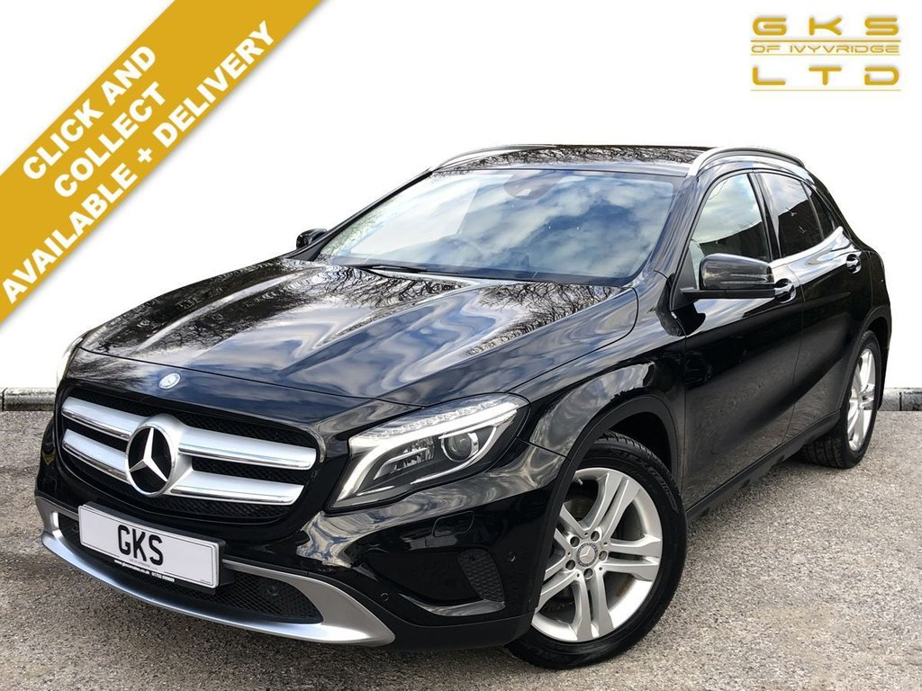 USED 2014 14 MERCEDES-BENZ GLA-CLASS 2.1 GLA220 CDI 4MATIC SE PREMIUM PLUS 5d 168 BHP ** NATIONWIDE DELIVERY AVAILABLE **