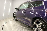 USED 2016 66 VOLKSWAGEN SCIROCCO 2.0 R TSI DSG 2d 278 BHP NAV, WINTER PACK, XENONS, RARE ULTRA VIOLET, AUTOMATIC, 5 SERVICES