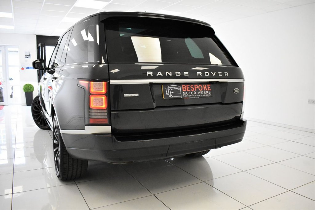 USED 2015 65 LAND ROVER RANGE ROVER 4.4 SDV8 AUTOBIOGRAPHY