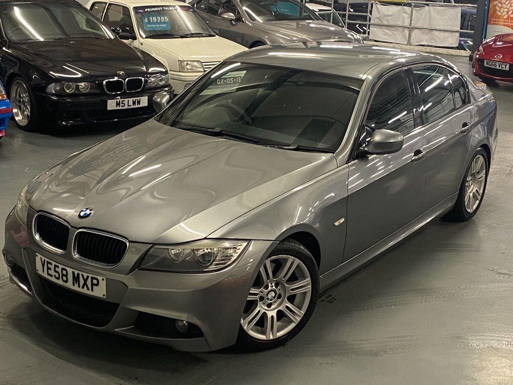 USED 2008 58 BMW 3 SERIES 2.0 320D M SPORT 4d 175 BHP