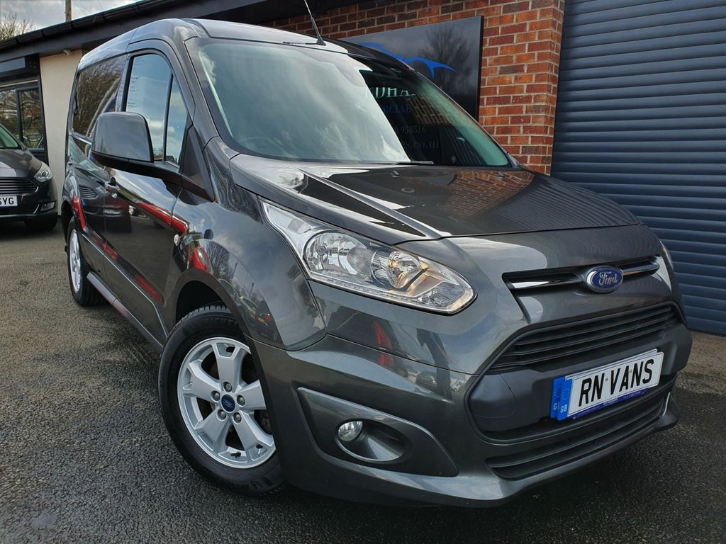 USED 2017 67 FORD TRANSIT CONNECT 1.5 200 LIMITED P/V 118 BHP *** GREAT SPEC - READY TO GO ***