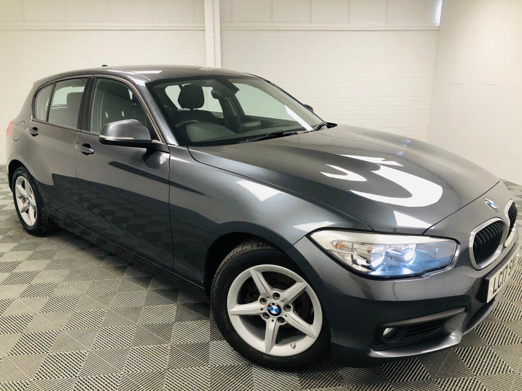 USED 2017 17 BMW 1 SERIES 1.5 116D ED PLUS 5d 114 BHP £218 a month, T&Cs apply.