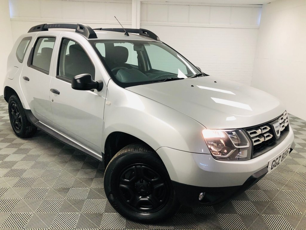 USED 2017 DACIA DUSTER 1.5 AMBIANCE DCI 5d 109 BHP £173 a month, T&Cs apply.