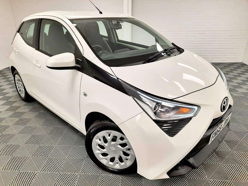 USED 2018 68 TOYOTA AYGO 1.0 VVT-I X-PLAY 5d 69 BHP £165 a month, T&Cs apply.