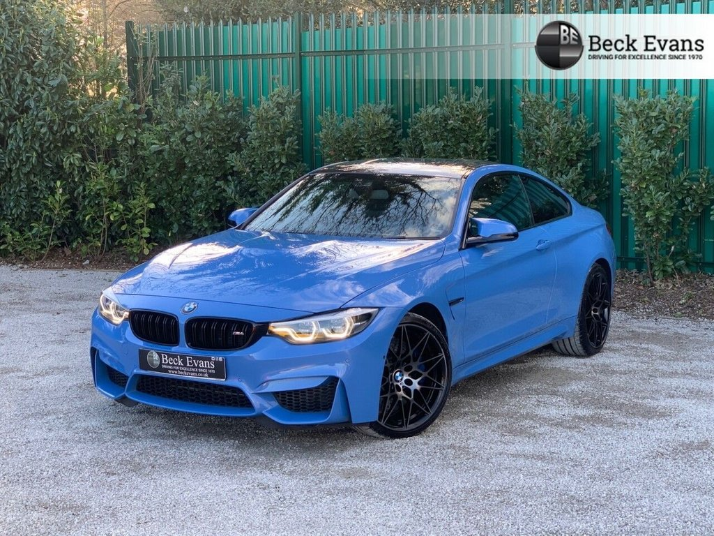 USED 2019 19 BMW M4 3.0 M4 COMPETITION 2d 444 BHP ULTIMATE PACK