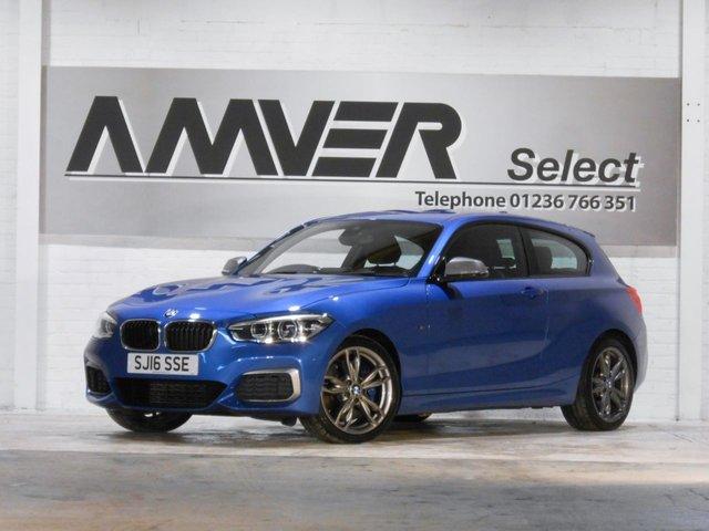2016 16 BMW 1 SERIES 3.0 M135I 3d 322 BHP