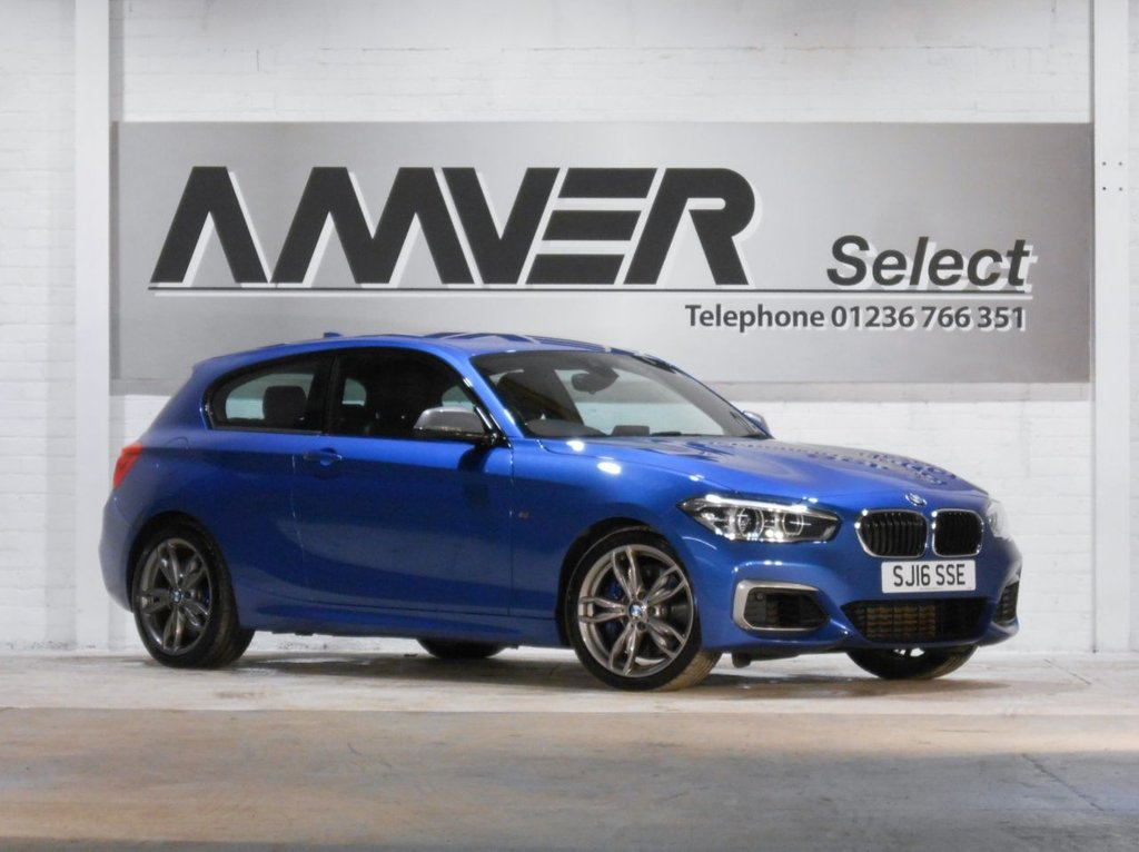 USED 2016 16 BMW 1 SERIES 3.0 M135I 3d 322 BHP