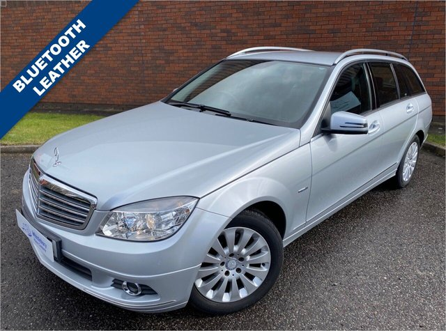 2009 59 MERCEDES-BENZ C-CLASS 2.1 C250 CDI BLUEEFFICIENCY ELEGANCE 5d 204 BHP