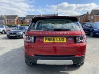 USED 2016 66 LAND ROVER DISCOVERY SPORT 2.0 TD4 HSE 5d 7 Seat Family 4x4 SUV AUTO with Massive High Spec. Recent Service & MOT, New Front & Rear Brakes and New Battery. Now Ready to Finance & Drive Away Today.  One Owner from New + The Perfect Luxurious Family SUV