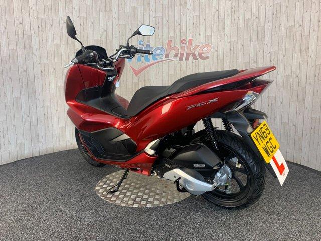 HONDA PCX125 at Rite Bike