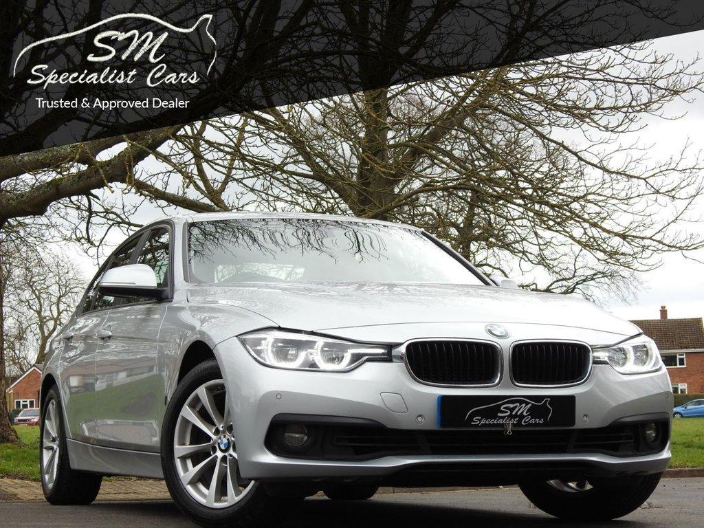 USED 2017 67 BMW 3 SERIES 2.0 330E SE 4d 181 BHP 1 OWNER ONLY 89K FSH A/C VAT Q