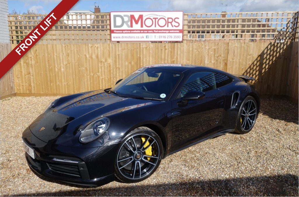 USED 2020 PORSCHE 911 3.7 TURBO S PDK 2d 641 BHP *** WE OFFER FINANCE ON THIS CAR ***