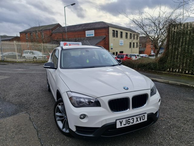 USED 2013 63 BMW X1 2.0 XDRIVE20I SPORT 5d 181 BHP A GREAT LITTLE 4WD