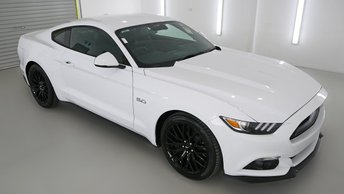 2018 FORD MUSTANG 5.0 GT 2d 410 BHP £34999.00