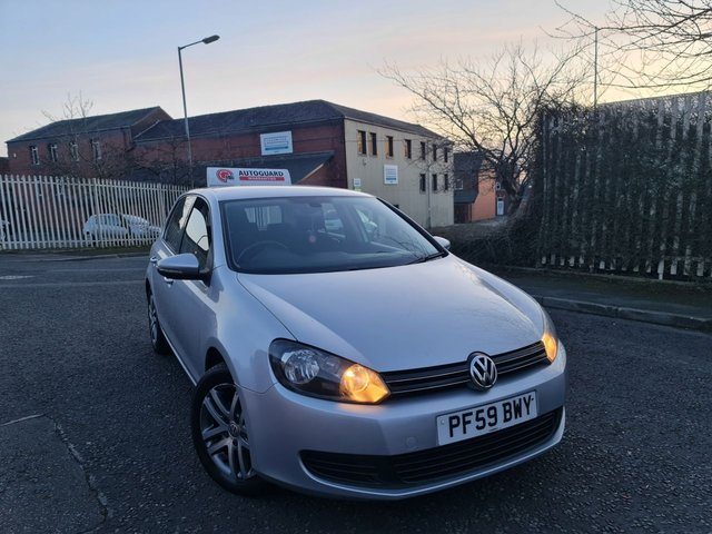 USED 2010 59 VOLKSWAGEN GOLF 1.4 SE TSI DSG 5d 121 BHP A GREAT AUTOMATIC