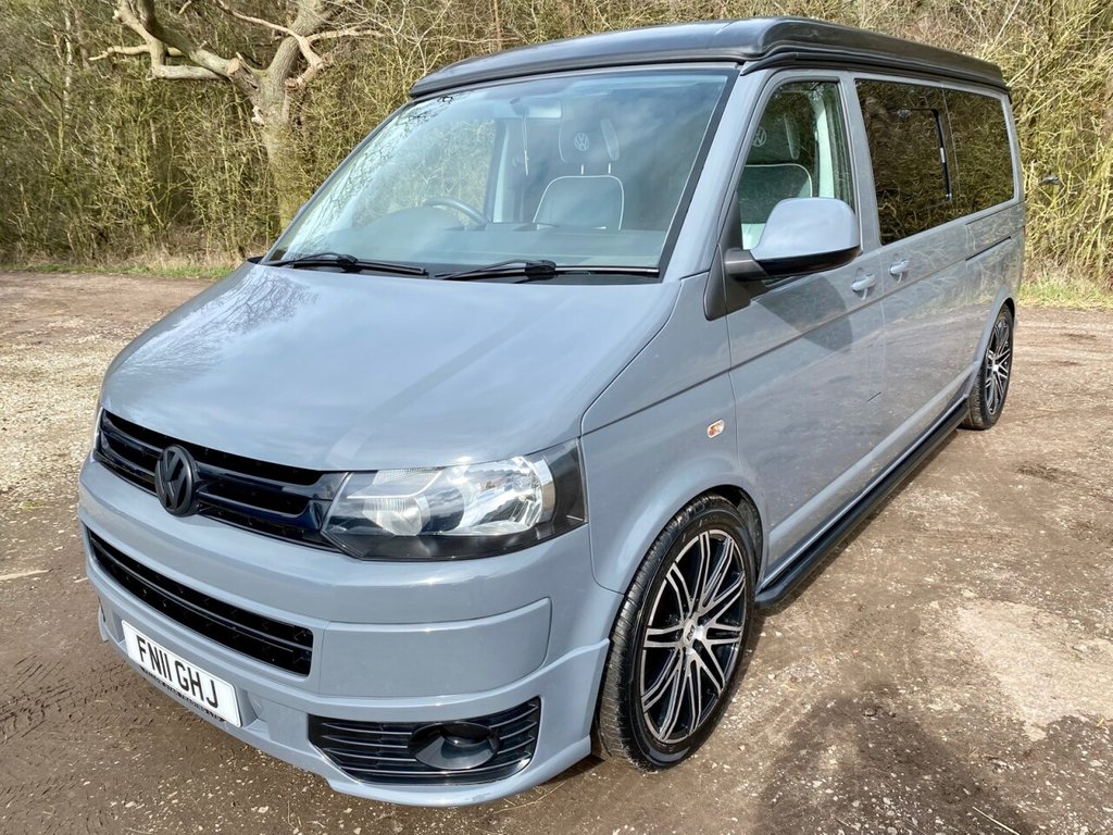USED 2011 11 VOLKSWAGEN TRANSPORTER 2.0 T30 TDI 140 BHP **12 MONTHS NATIONAL WARRANTY**