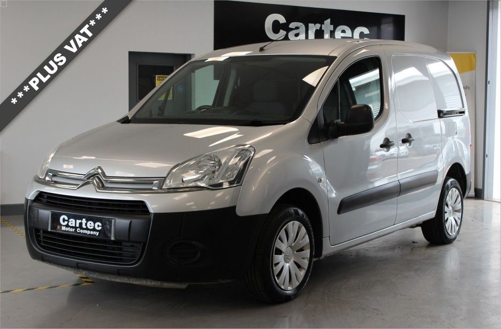 USED 2014 14 CITROEN BERLINGO 1.6 850 ENTERPRISE L1 HDI 89 BHP ***BLUETOOTH***PLUS VAT***