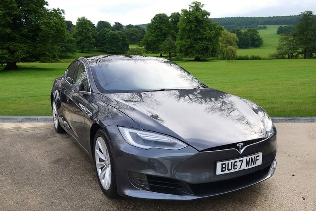 View our TESLA MODEL S