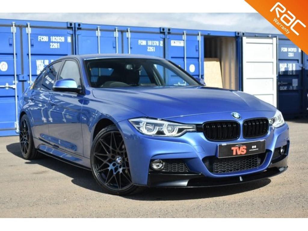 USED 2017 17 BMW 3 SERIES 2.0 320D M SPORT 4d 188 BHP