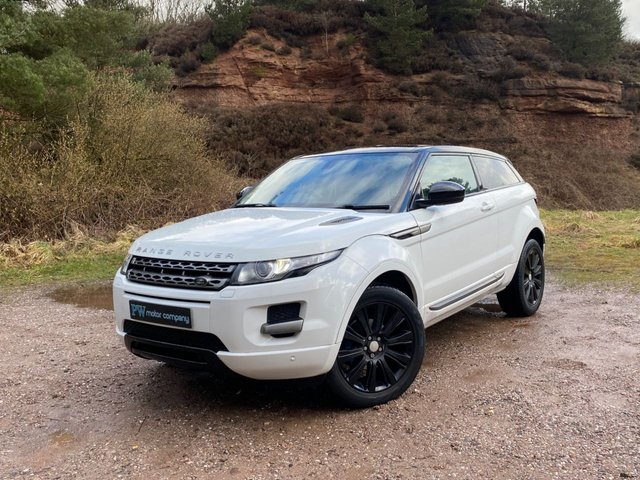 USED 2014 14 LAND ROVER RANGE ROVER EVOQUE 2.2 ED4 PURE TECH 3d 150 BHP FULL COLOUR CODE BODY KIT