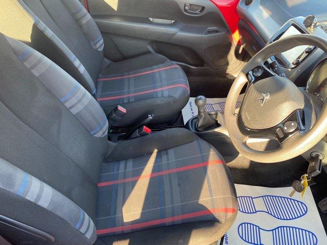 USED 2015 65 PEUGEOT 108 1.0 ACTIVE 3d 68 BHP GR8 1ST CAR