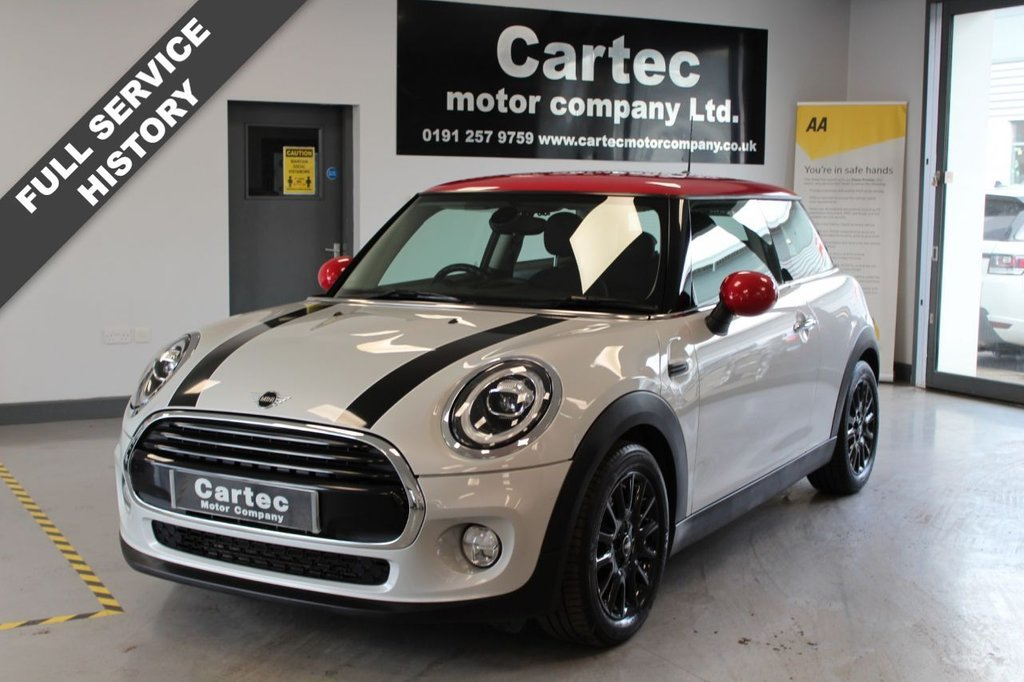 USED 2018 68 MINI HATCH COOPER 1.5 COOPER CLASSIC 3d 134 BHP