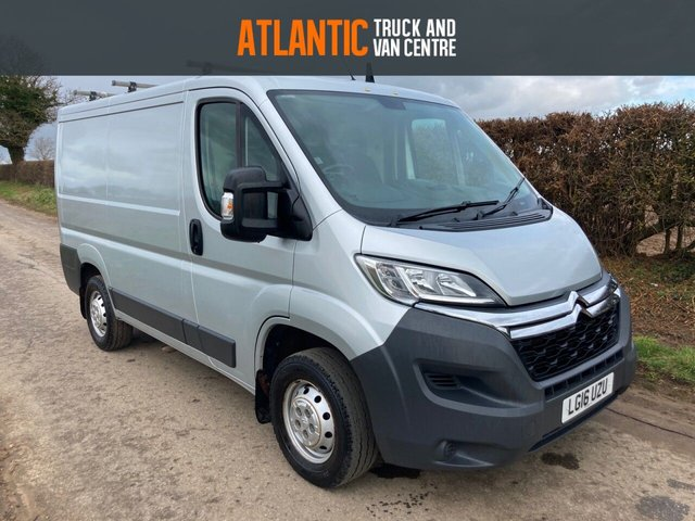 2016 16 CITROEN RELAY 2.2L 30 L1H1 ENTERPRISE HDI 0d 109 BHP