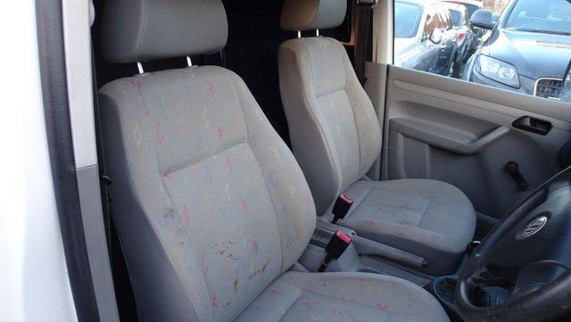 USED 2009 59 VOLKSWAGEN CADDY MAXI 1.9 C20 LWB TDI MAXI CREW CAB CONVERSION-A1 VAN