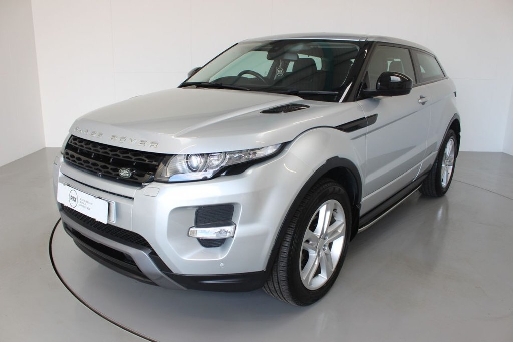 USED 2015 64 LAND ROVER RANGE ROVER EVOQUE 2.2 SD4 DYNAMIC 3d-2 FORMER KEEPERS-MERIDIAN SOUND-ELECTRIC MEMORY SEAT-ELECTRIC FOLDING MIRRORS-BLUETOOTH-CRUISE CONTROL-SATNAV-REVERSE CAMERA-DAB RADIO-CLIMATE CONTROL