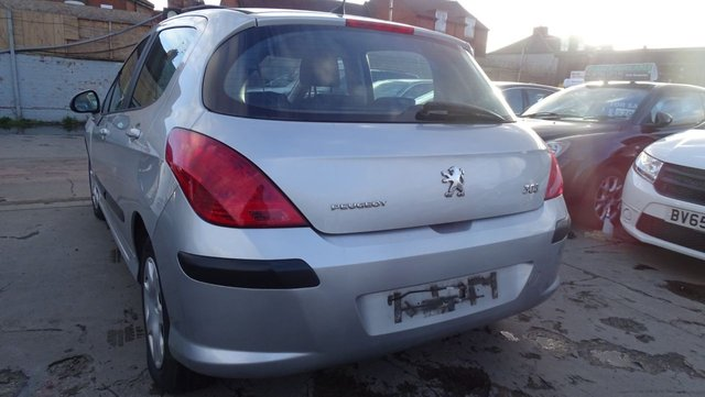 USED 2010 10 PEUGEOT 308 1.6 S HDI 5d 89 BHP £30 ROAD TAX FOR THE YEAR