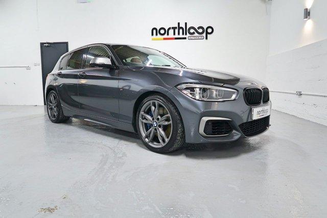 2017 17 BMW 1 SERIES 3.0 M140I 5d 335 BHP