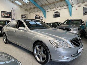 2008 MERCEDES-BENZ S-CLASS 5.5 S500 L 4d 383 BHP £13990.00