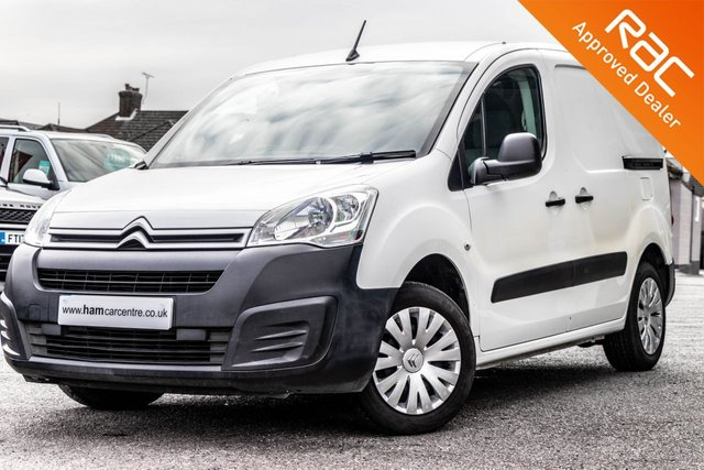 2015 15 CITROEN BERLINGO 1.6 625 ENTERPRISE L1 HDI 74 BHP NO VAT A/C SAT-NAV