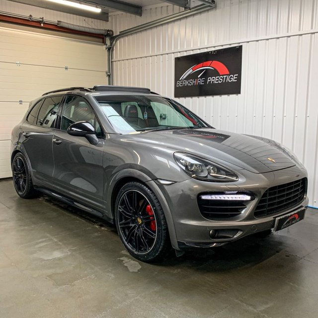 2014 14 PORSCHE CAYENNE 4.8 V8 GTS TIPTRONIC S 5d 420 BHP PAN ROOF LOADED