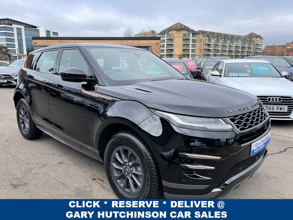 USED 2020 20 LAND ROVER RANGE ROVER EVOQUE 2.0D R-DYNAMIC 5d 148 BHP
