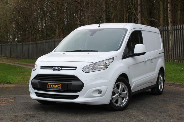 2018 18 FORD TRANSIT CONNECT 1.5 200 LIMITED P/V 118 BHP