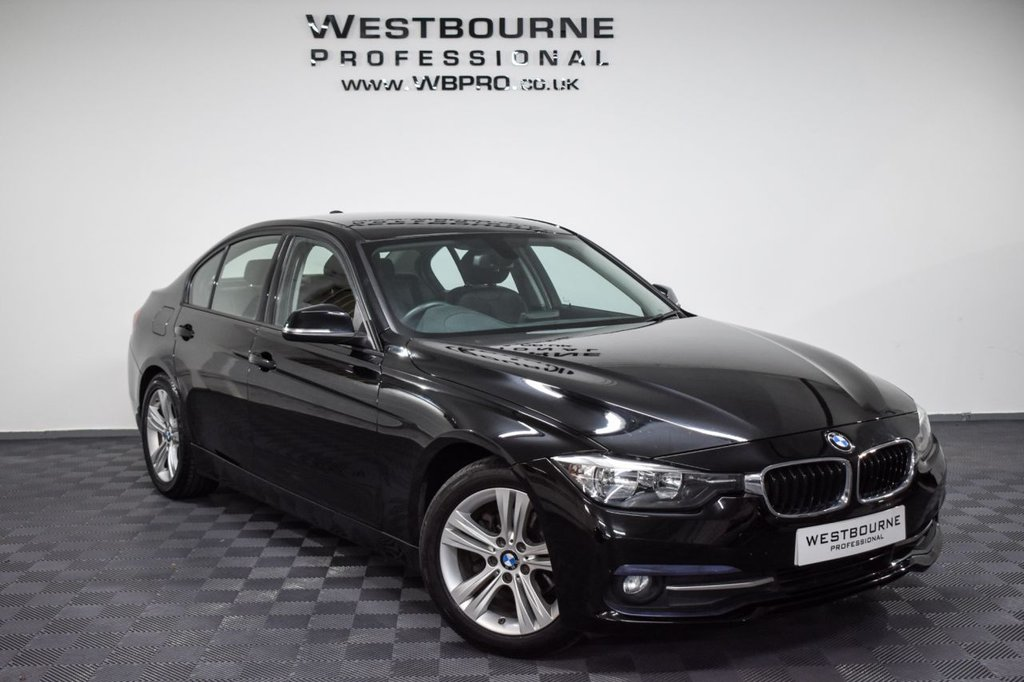 USED 2016 16 BMW 3 SERIES 2.0 320D ED SPORT 4d 161 BHP Click&Collect / Home Delivery