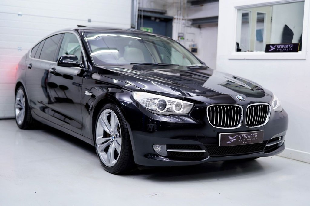 USED 2011 11 BMW 5 SERIES GRAN TURISMO 3.0 535d Executive GT Auto 5dr £11,990+ WORTH OF OPTIONS