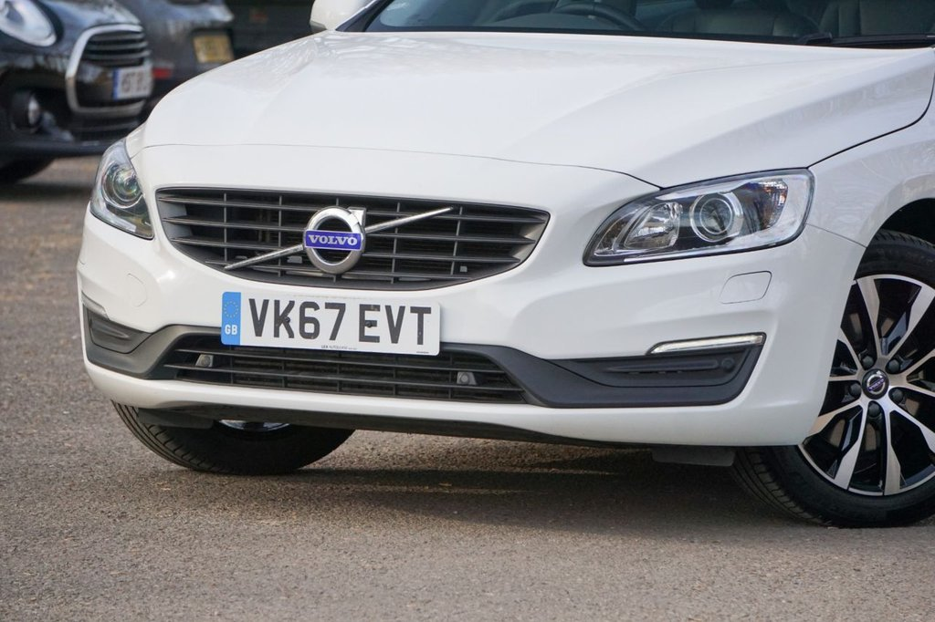 USED 2017 67 VOLVO S60 2.0 D4 BUSINESS EDITION LUX 4d 187 BHP