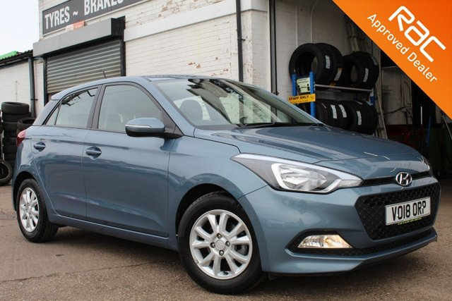 USED 2018 18 HYUNDAI I20 1.2 MPI SE 5d 83 BHP VIEW AND RESERVE ONLINE OR CALL 01527-853940 FOR MORE INFO.