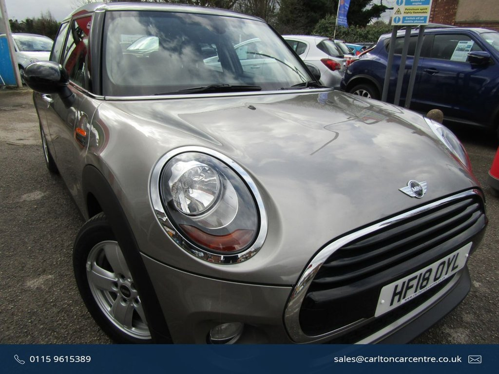 USED 2018 18 MINI HATCH COOPER 1.5 COOPER 5d 134 BHP ** Low mileage ** full service history ** stunning condition inside & out ** buy locally value checked ** flexible pcp finance available ** 12 Mths AA breakdown cover ** £15 per month service plan ** Extended 12 mths warranty with 50% refund if unused ** Buy with confidence please see our feedback **